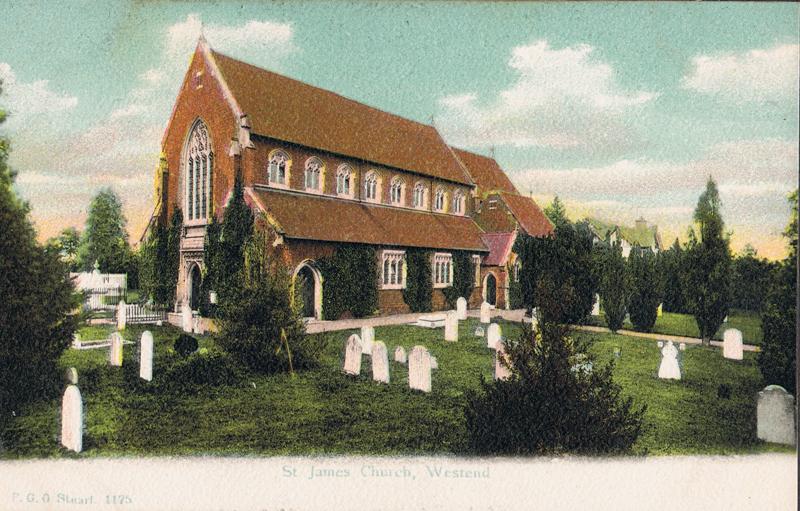 St James Church, Westend