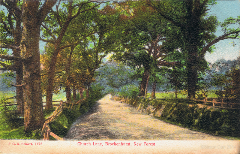 Church Lane, Brockenhurst, New Forest