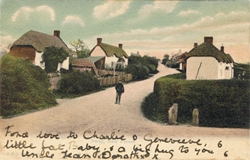 1177  -  Sway, New Forest