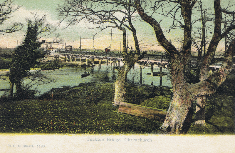 Tuckton Bridge, Christchurch