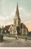 1194  -  St John's Church, Hedge End, Hants