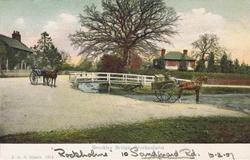 1214  -  Brookley Bridge, Brockenhurst