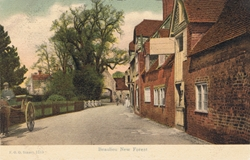 1215  -  Beaulieu, New Forest