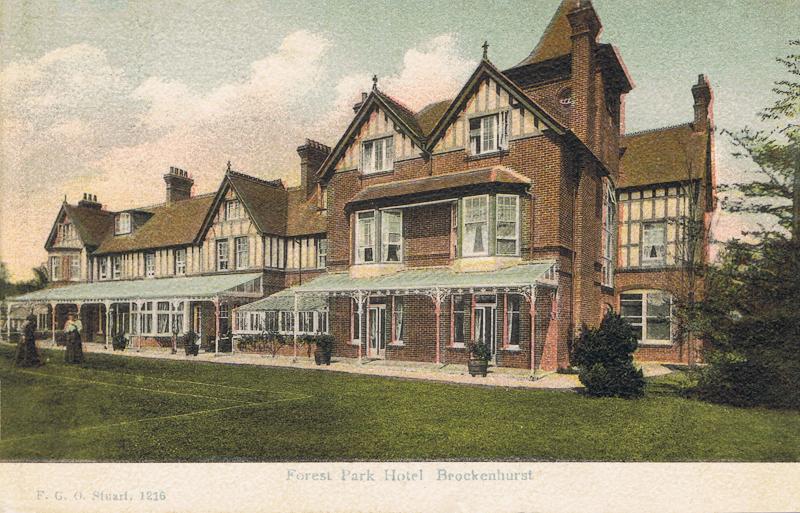 Forest Park Hotel, Brockenhurst