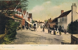1218  -  High Street, Milford-on-Sea