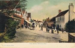 1218  -  High Street, Milford-on-Sea