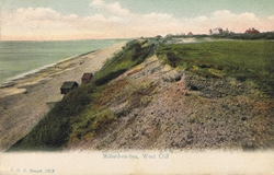 1219  -  Milford-on-Sea, West Cliff