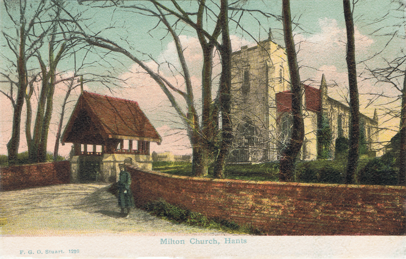 Milton Church, Hants