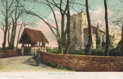 1220  -  Milton Church, Hants