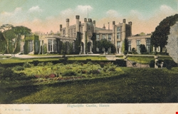 1224  -  Highcliffe Castle, Hants