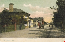 1225  -  Highcliffe, Hants