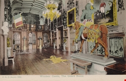 1230  -  Windsor Castle, The Guardroom