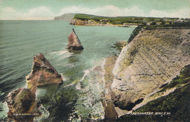 Freshwater Bay, I.W.