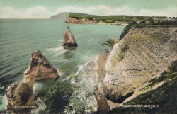 1244  -  Freshwater Bay, I.W.