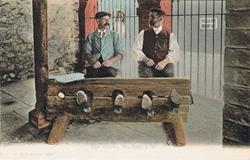 1249  -  The Stocks, Brading, I. W.