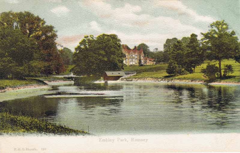 Embley Park, Romsey