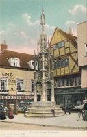 1265  -  The City Cross, Winchester