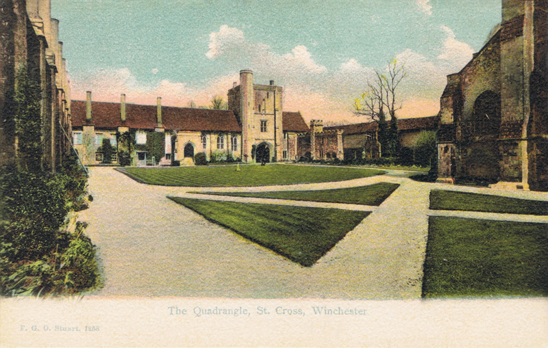 The Quadrangle, St. Cross, Winchester