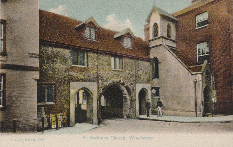 St. Swithins Church, Winchester