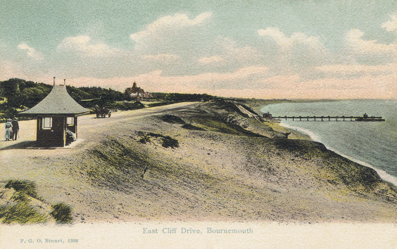 East Cliff Drive, Bournemouth