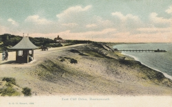1286  -  East Cliff Drive, Bournemouth
