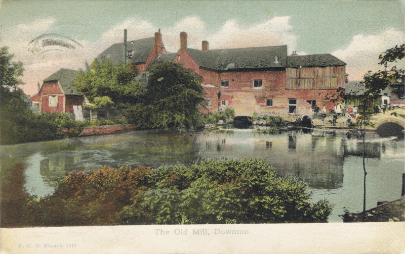 The Old Mill, Downton