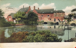 1317  -  The Old Mill, Downton