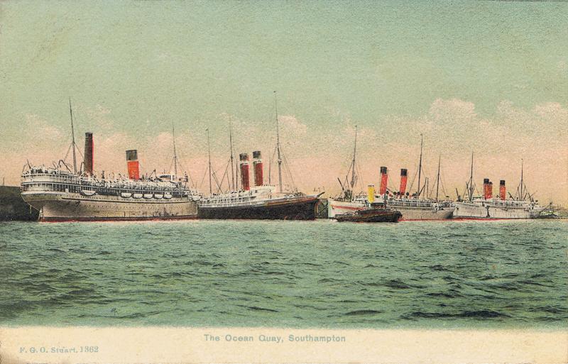 1362  -  The Ocean Key, Southampton