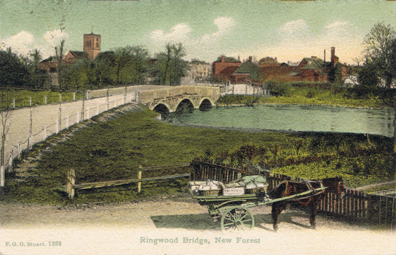 Ringwood Bridge, New Forest