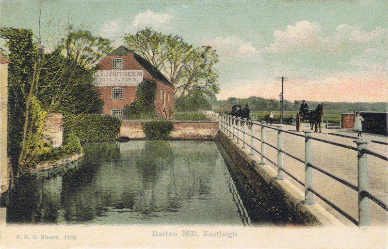 Barton Mill, Eastleigh
