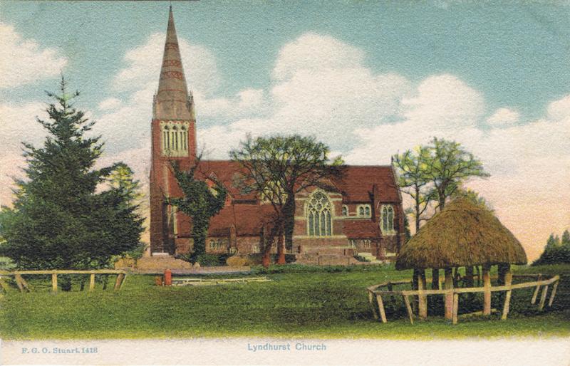 1418  -  Lyndhurst Church