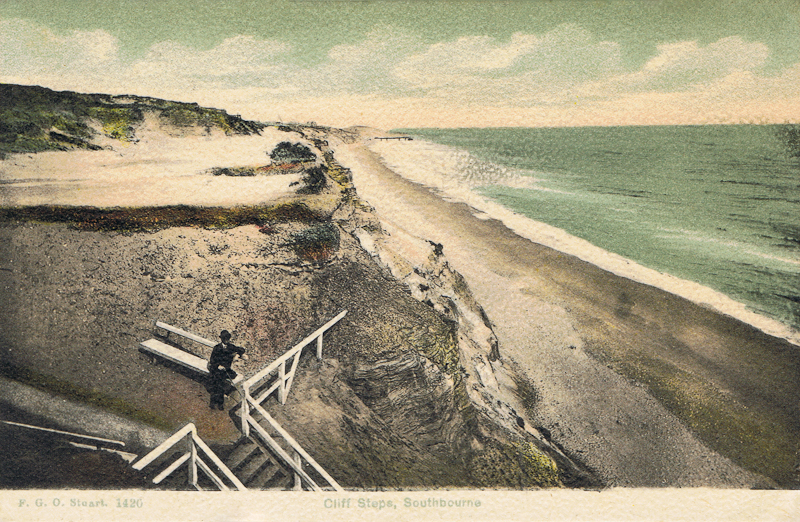 Cliff Steps, Southbourne