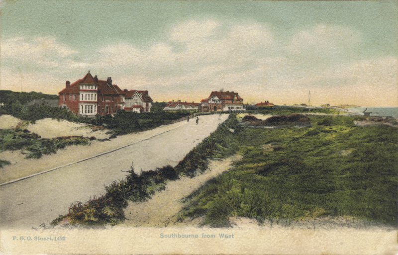 Southbourne from West