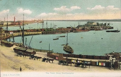1430  -  The Town Quay, Southampton