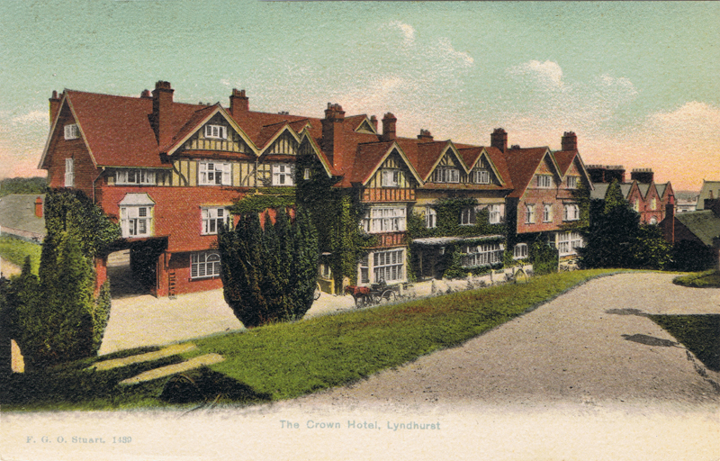 The Crown Hotel, Lyndhurst
