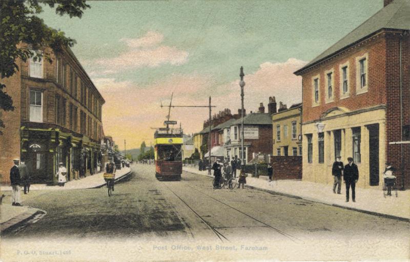1446  -  Post Office, West Street, Fareham