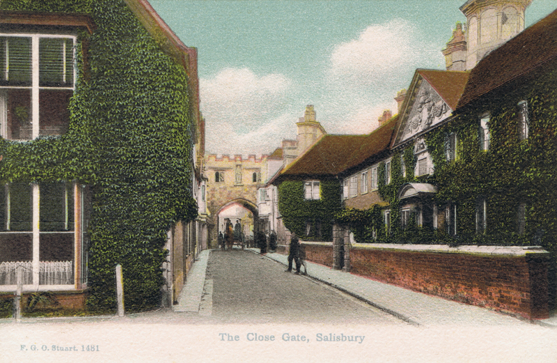The Close Gate, Salisbury