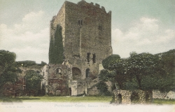148  -  Portchester Castle, Saxon Tower