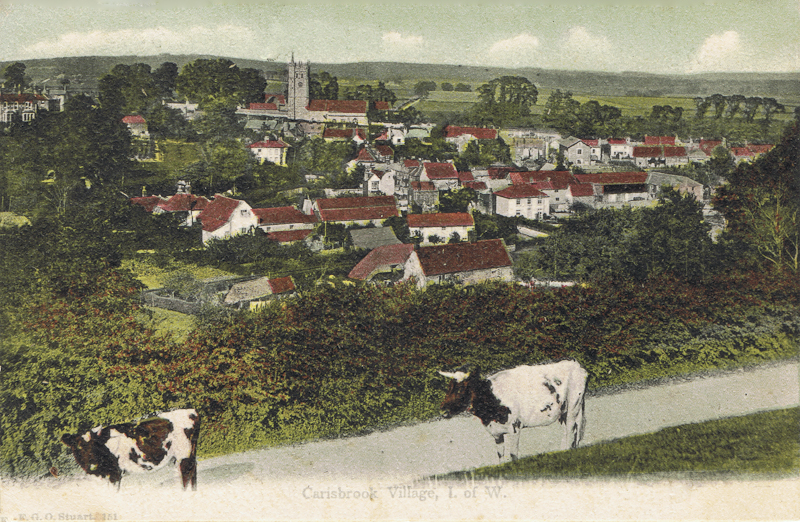 Carisbrook Village, I. of W.