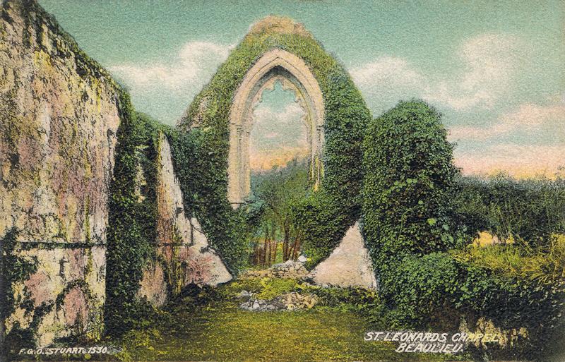 St Leonard's Chapel, Beaulieu