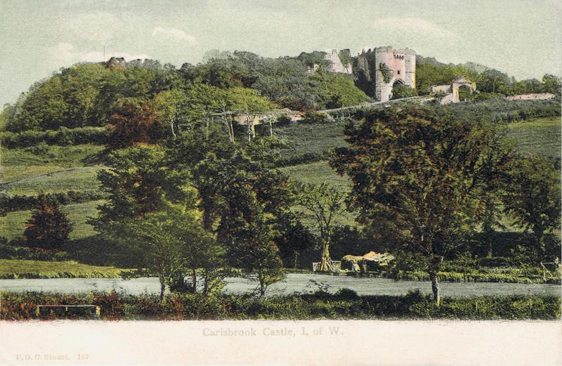 Carisbroke Castle