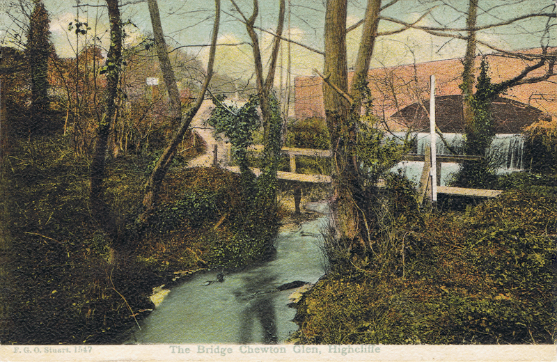 The Bridge, Chewton Glen, Highcliffe