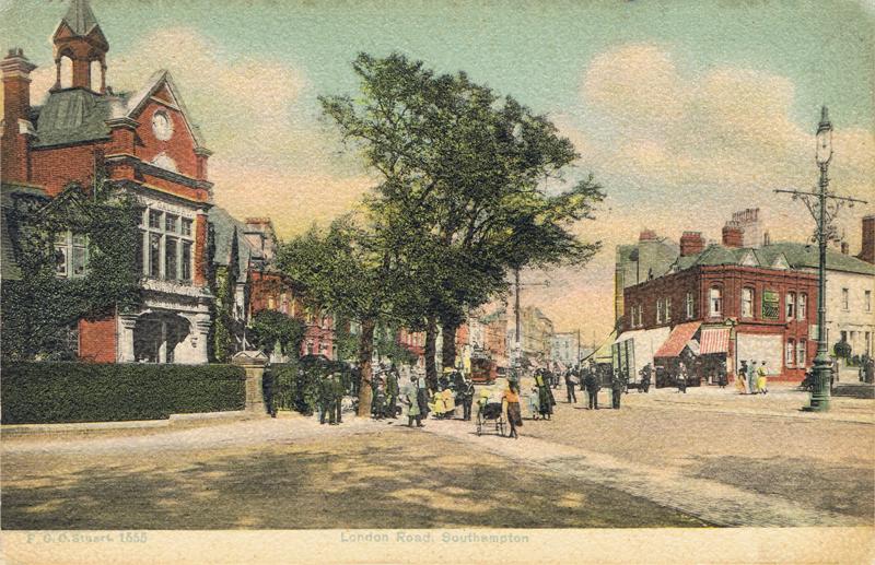 London Road, Southampton