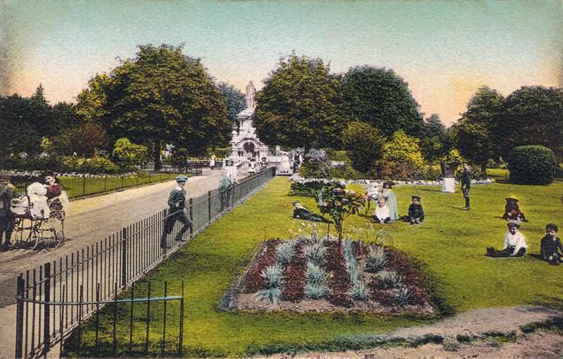 Andrews Park, Southampton