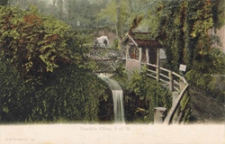 158  -  Shanklin Chine, I. of W.