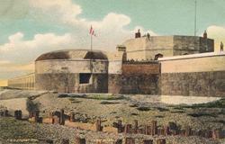 1591  -  Hurst Castle