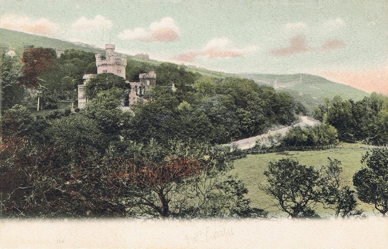 Steephill Castle, I.W.