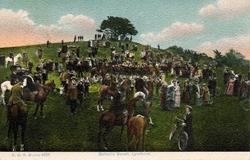 1629  -  Bolton's Bench, Lyndhurst