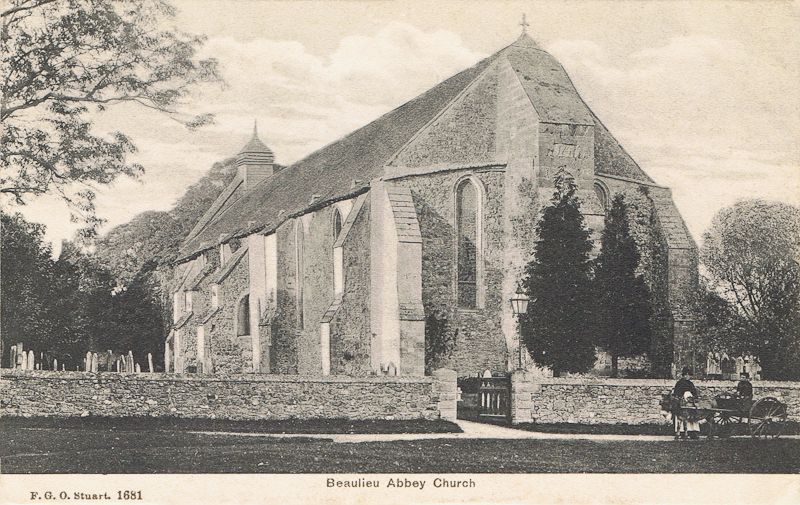 Beaulieu Parish Church