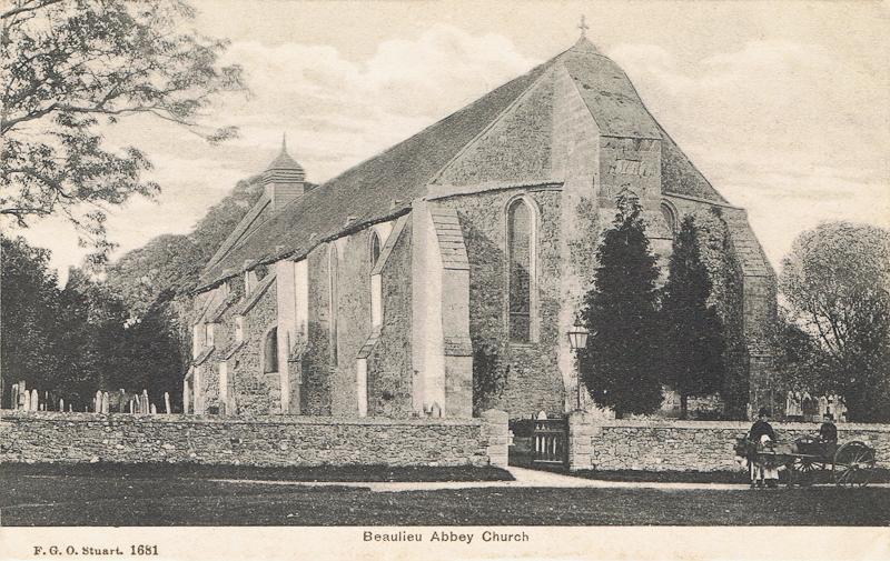 Beaulieu Parish Church